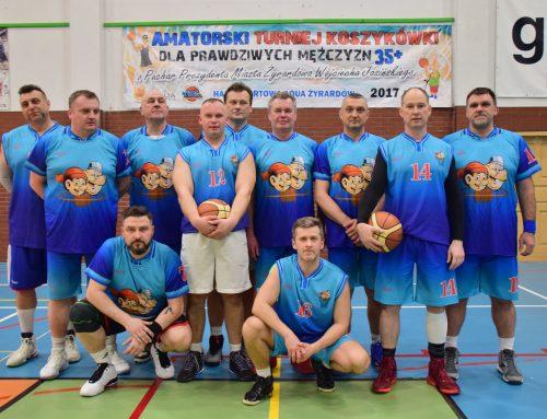 Amatorski Turniej Koszykówki dla prawdziwych mężczyzn 35+