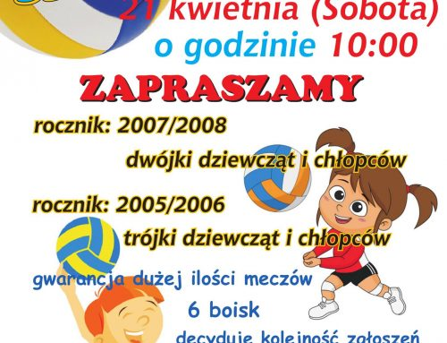 "I Festiwal Minisiatkówki z ŻSS ""LEN"""