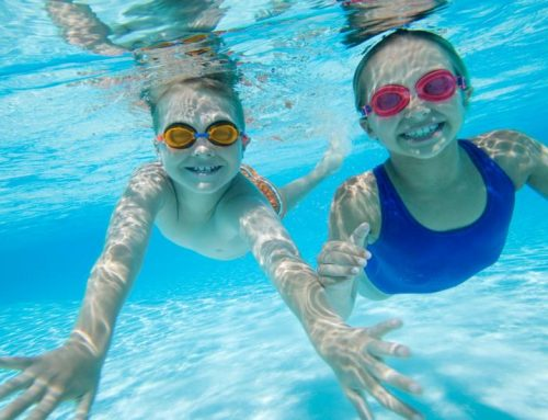 Wakacyjne kursy nauki pływania