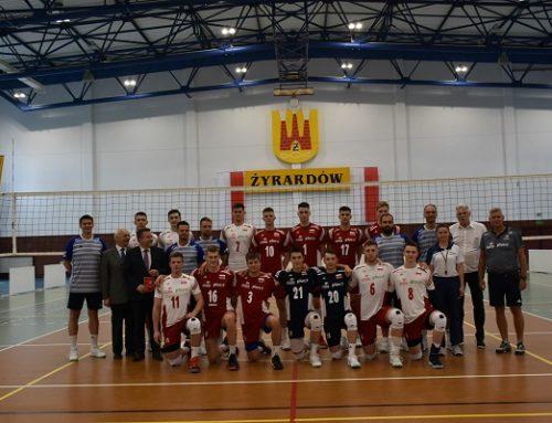 Mecz Pokazowy Reprezentacji Polski Piłki Siatkowej U-21 Mężczyzn.