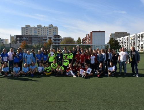 Piłka Nożna Dziewcząt Szkół Podstawowych