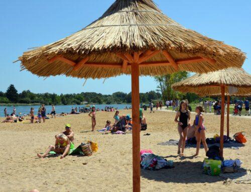 Ocena jakości wody w kąpielisku Zalew Żyrardowski